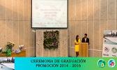 Graduación Junio 2016, fotos y video