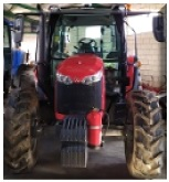 Tractor MF